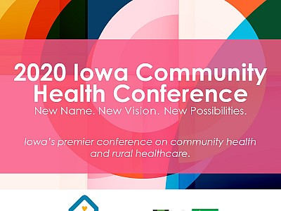 Five Iowans Honored for Contributions to Community Health at Iowa Community Health Conference